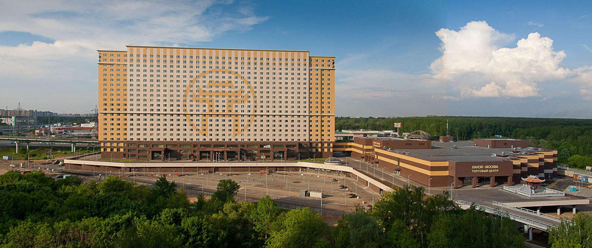 деловой центр «Ханой-Москва»